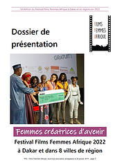 page couv dossier 2022