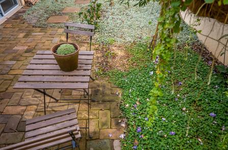 אדריכלית אלונה נבו סידי פטיו צמחיה