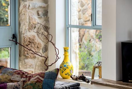 אדריכלית אלונה נבו סידי אבן לקט טבעית