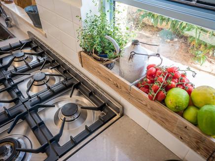 אדריכלית אלונה נבו סידי פרטים מטבח