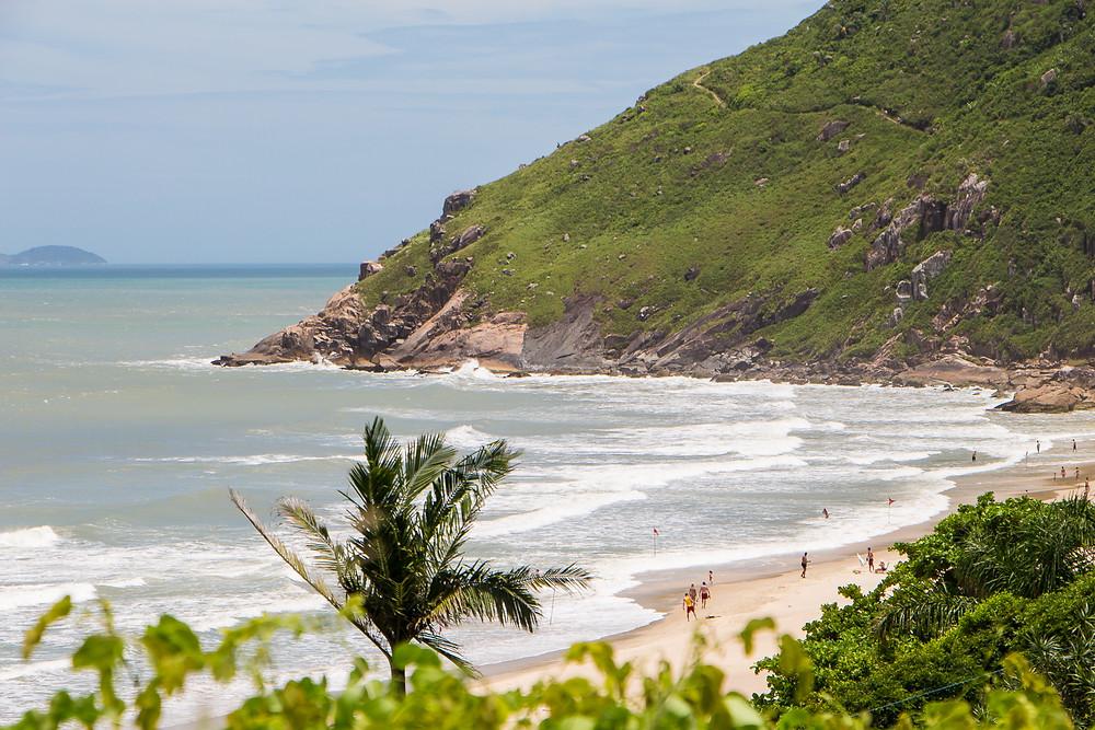 Praias de Floripa - Solidão