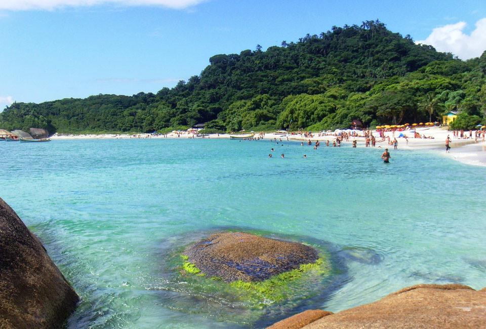 O que conhecer em Florianópolis - Ilha do Campeche