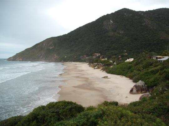 Sul da Ilha - Praia da Solidão