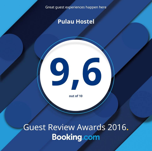 Booking.com: Guest Review Award 2016