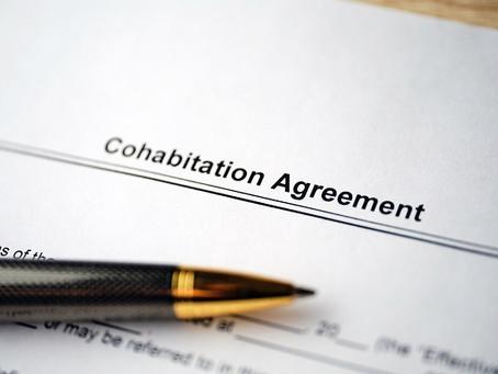 The Law Surrounding Cohabitation
