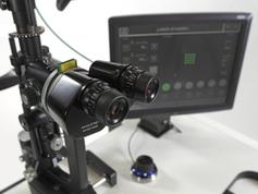 TT 532 or TT 577sp multispot laser – integrated functionality