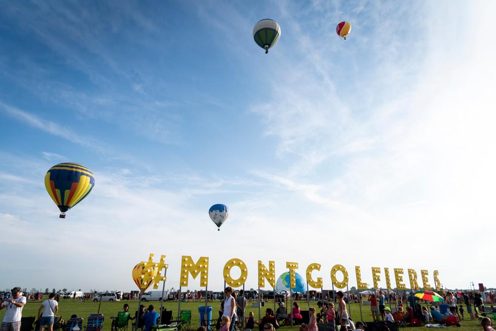 International des Montgolfières 2018