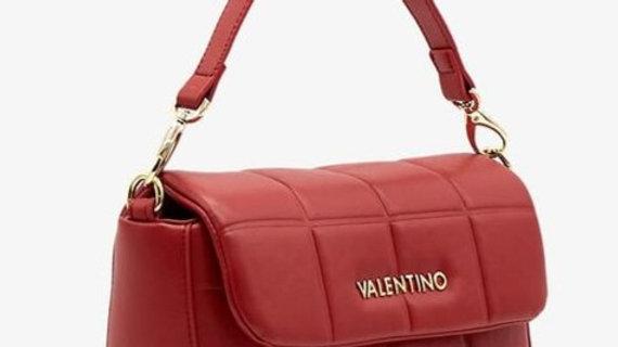 IMPERIA clutch bag rojo