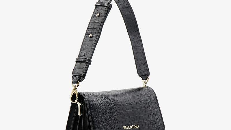 WINTER MEMENTO SHOULDER BAG negro