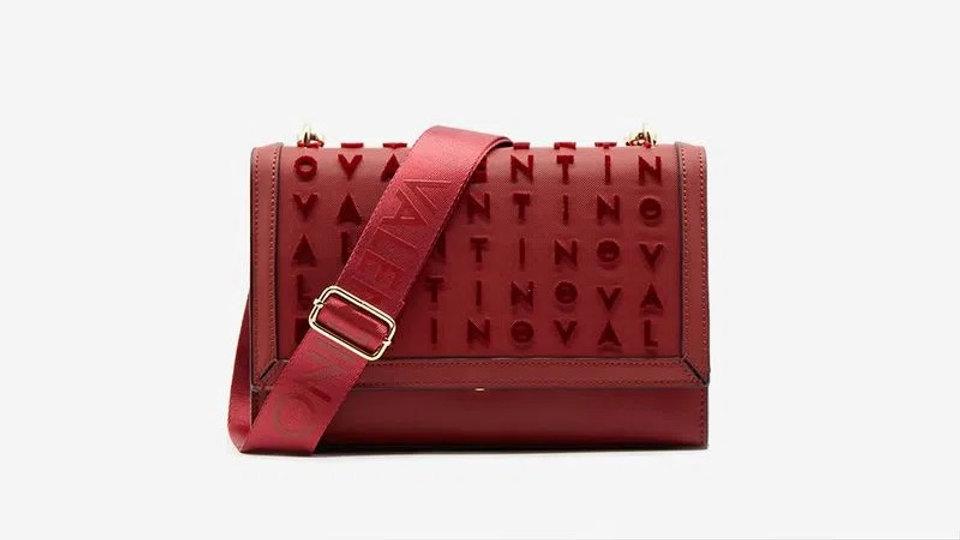 CONCORDE shoulder bag rojo