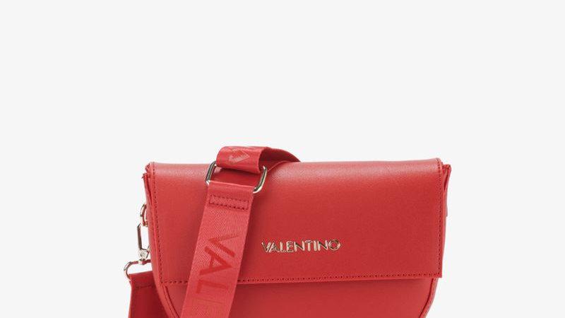 SHOULDER BAG BIGS rojo