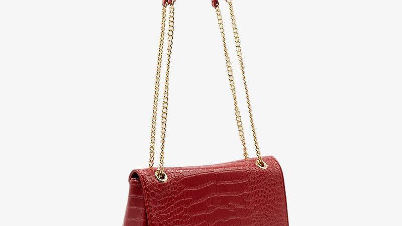 GROTE shoulder bag rojo