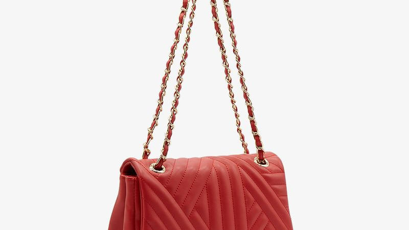 SIGNORIA shoulder bag rojo