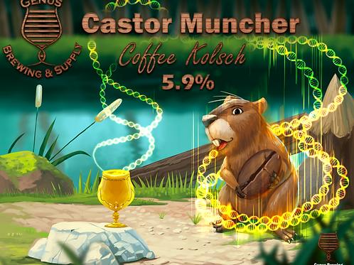 Castor Muncher Recipe Kit - 5 Gallon
