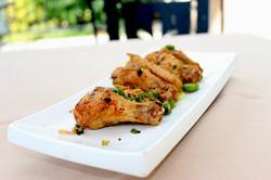 Garlic & Pepper Wings