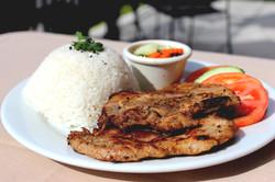 Lemon Grass Pork Chops