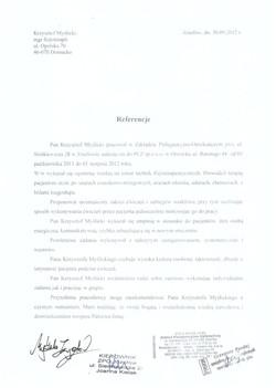 referencje z ZPO