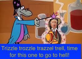 HELP MISTER WIZARD!
