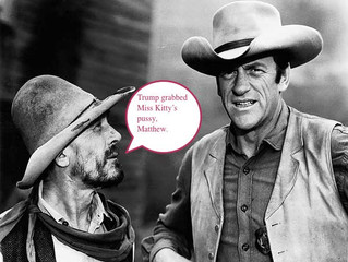 The Gunsmoke Episode That Was Never Aired...