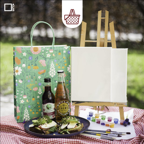 Picnic & Painting for 2