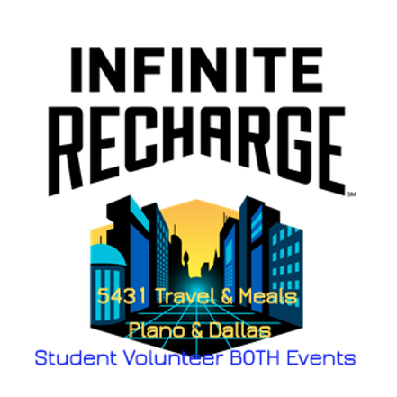 Student Travel ONLY-Volunteering all 4 days at BOTH Events