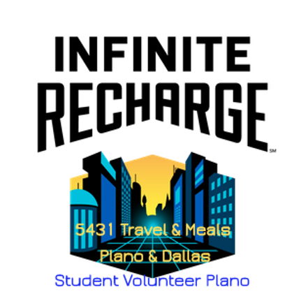 Travel & Meals for Dallas -  Volunteering BOTH days at Plano
