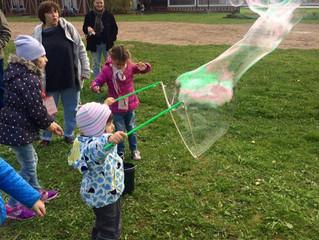 КРОК и пузыри