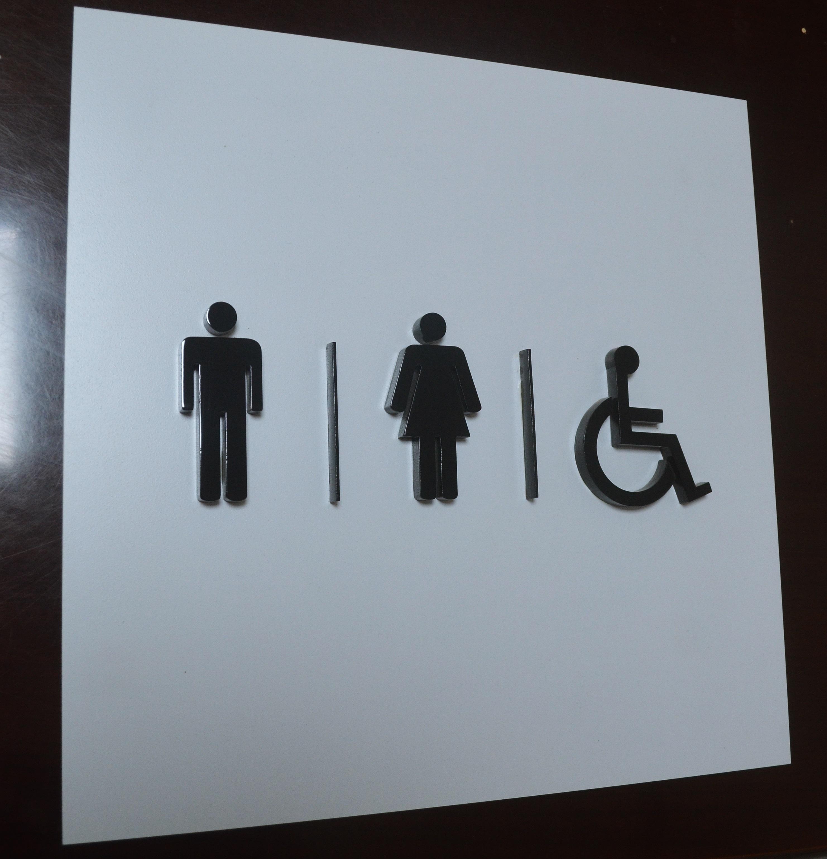 Room Identity Sign