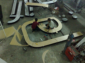 Adwaa Sign Center (Fabrication)