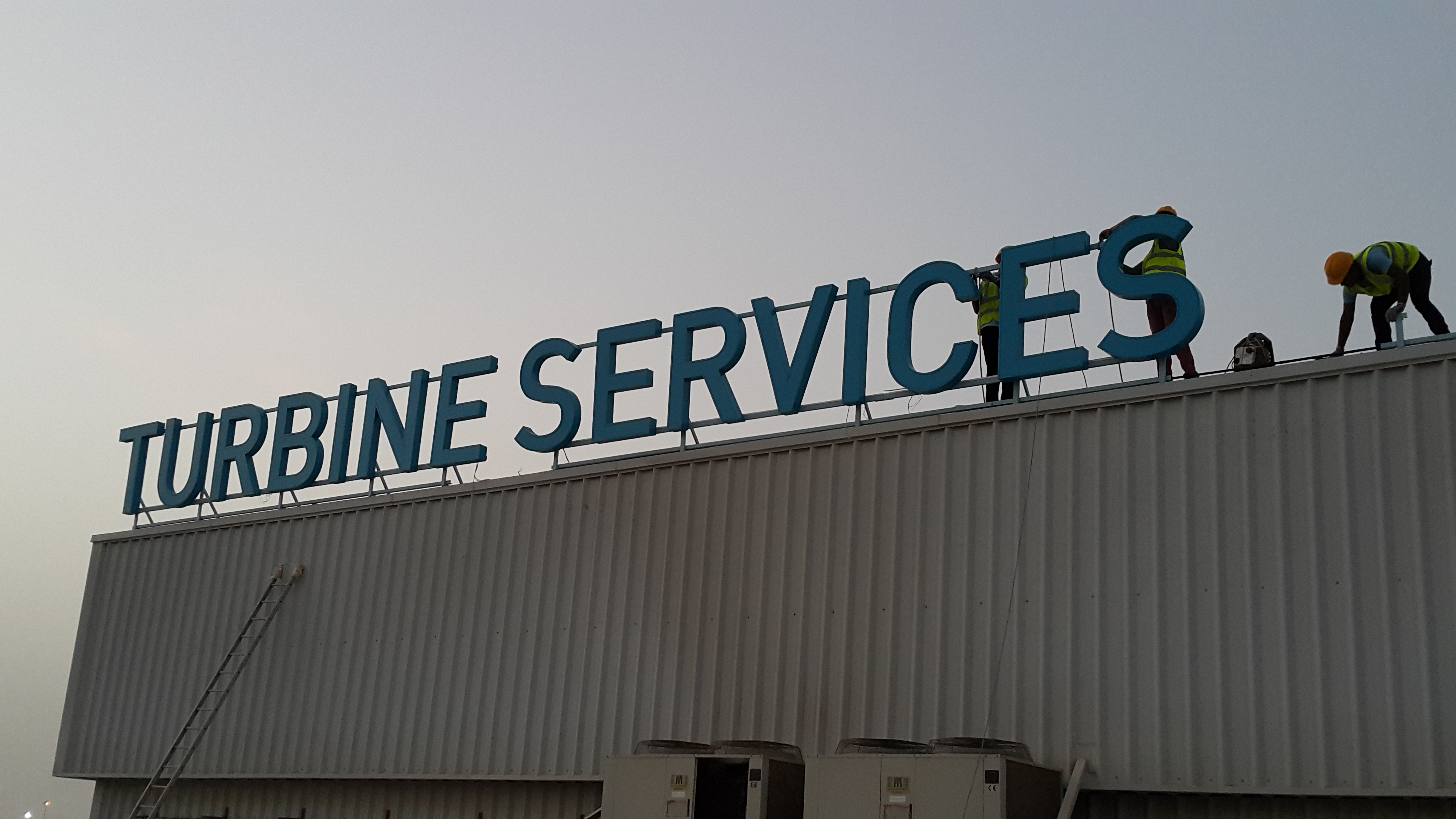 Turbine Services & Solutions