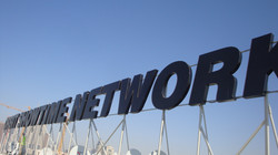 OSN Rooftop Sign