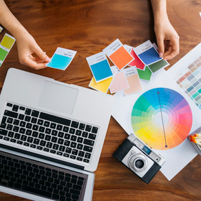 Boost your online marketing with an attractive colour theory.