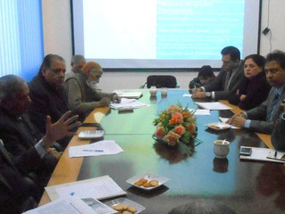 Non-Government Individuals (NGIs) meeting at Sultana Foundation
