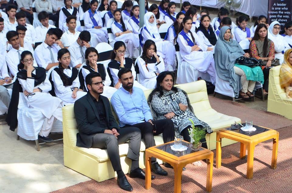 IISC audience _ Saud Masud