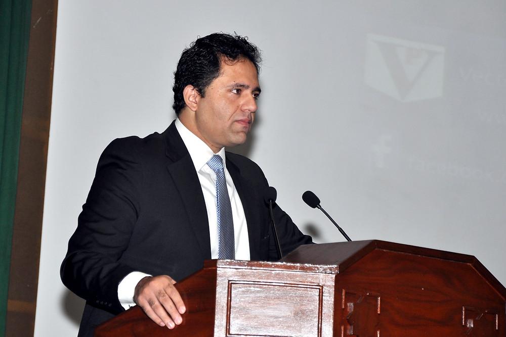Mr. Saud Masud at NDU