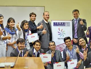 """TectIQs Entrepreneurship Challenge"""