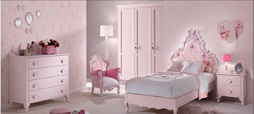 Girl room, children room