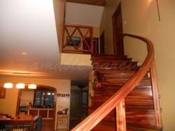Escaleiras helicoidais de madeira_4