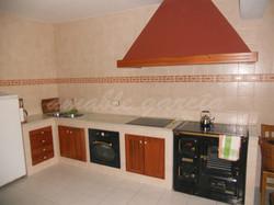 Cociña de obra rústica_1
