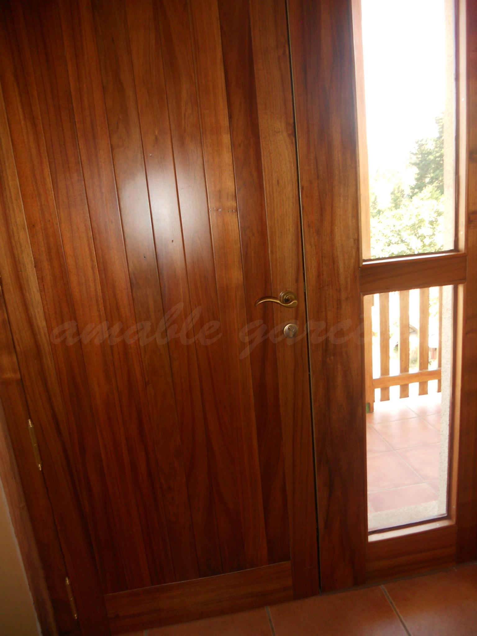 Porta exterior madeira natural_2