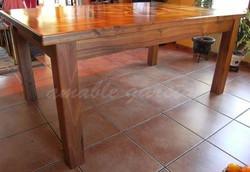 Mesa comedor acacia marquetaría_3
