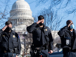 """""""No One Took Us Seriously"""": Black Cops Warned About Racist Capitol Police Officers For Years"""