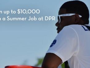 DC Summer Jobs
