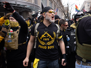 How a D.C. Bar Provided a 'Haven' for the Proud Boys