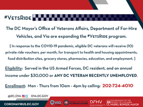 DC Veterans Virtual Roundable