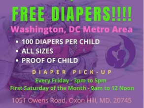 Need Diapers? Well Here is How You Can Get Some Help