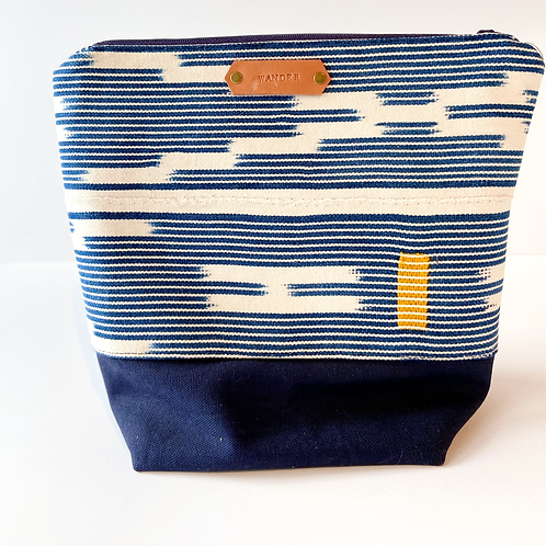 BAULE CLOTH TOILETRY BAG
