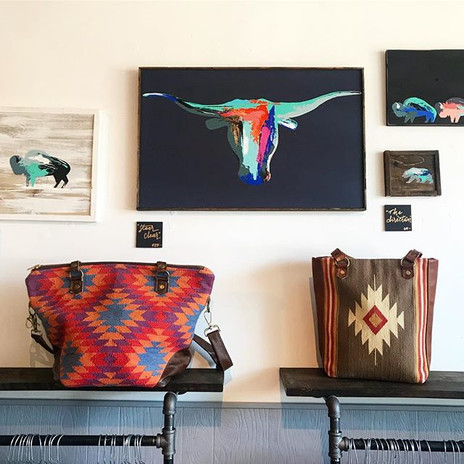 Rotating Local Artists