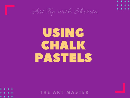 Using Chalk Pastels
