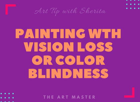 Painting with Colorblindness